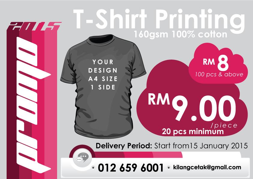 Harga buat baju t shirt for Design a shirt coupon