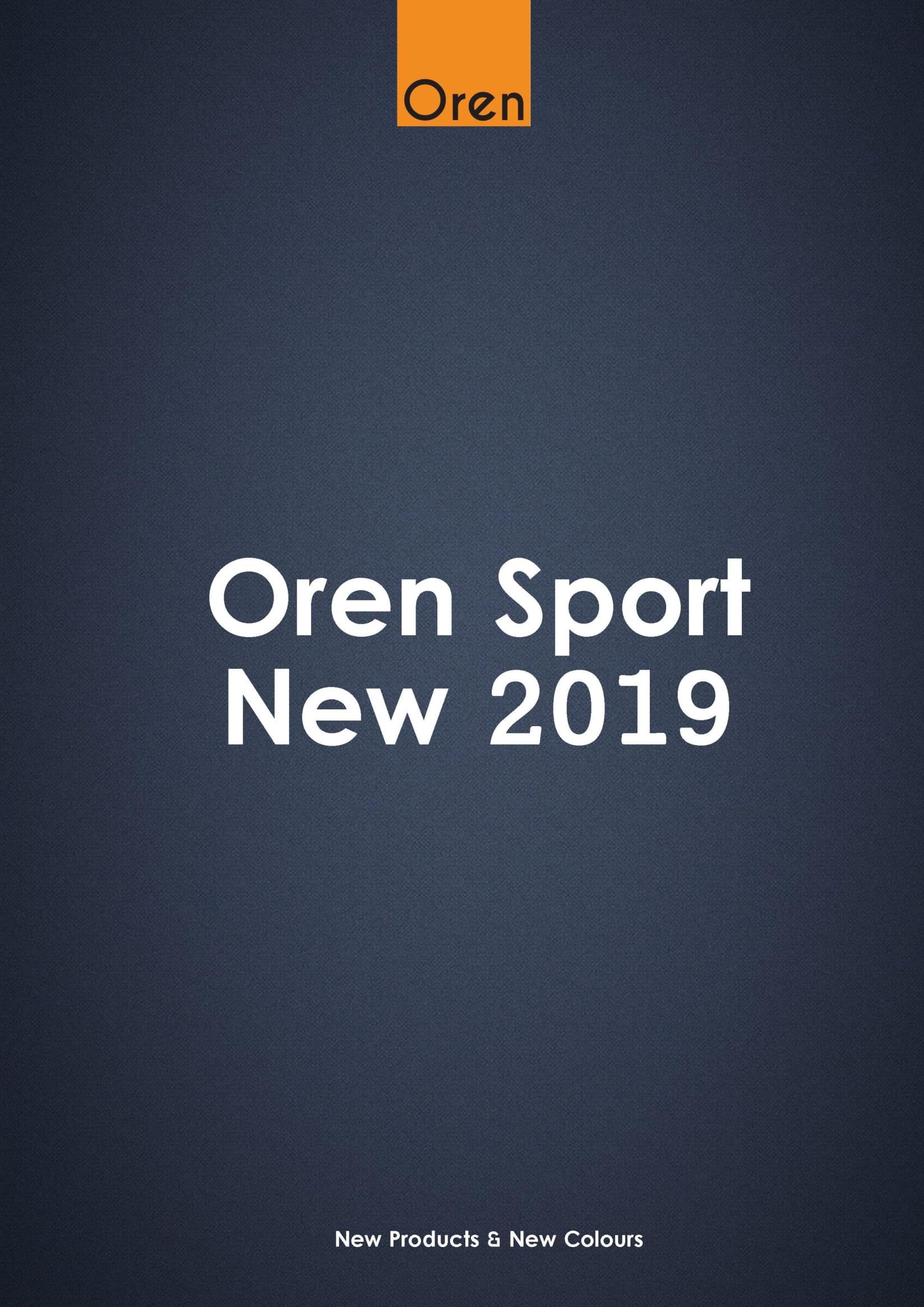 Koleksi Baru OrenSport Kini Di Pasaran 2019