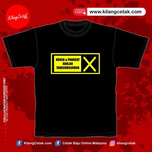 bangkit 2021 baju pilihanraya