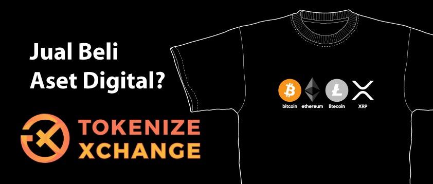 jual beli aset digital tokenize